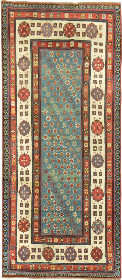 Antique Talish Runner rug no j1597