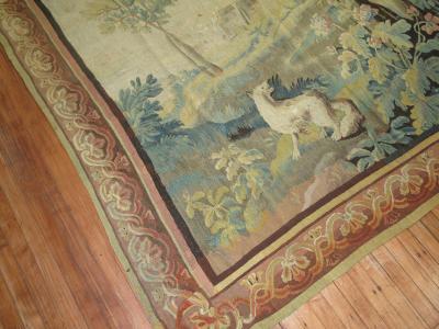 Antique Tapestry rug no 7963
