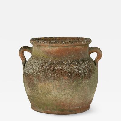 Antique Terracotta Pot