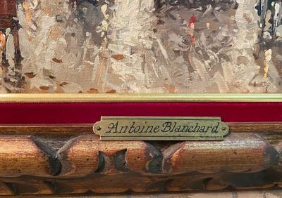 Antoine Blanchard Champs lys es