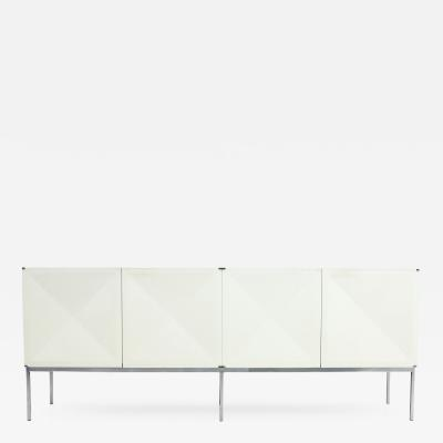 Antoine Philippon Jacqueline Lecoq Philippon and Lecoq Sideboard with White Doors Behr 1962