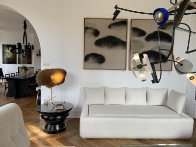 Antoine Vignault LOOP Sofa Daybed Chaise Longue