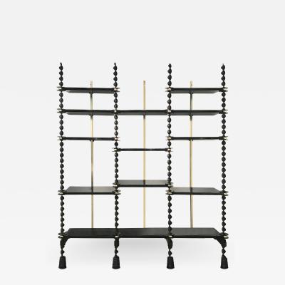 Antoine Vignault MAELSTROM Modular Bookshelf
