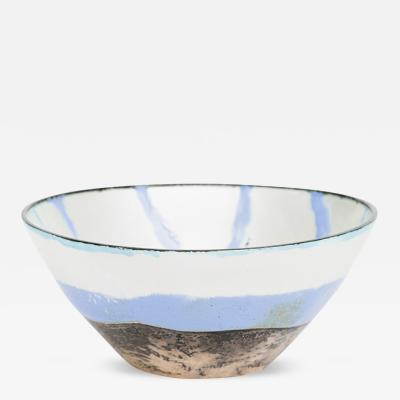Anton Michelsen Silver Bowl with Enamel