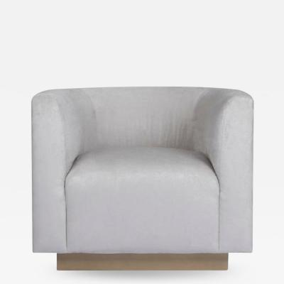 Antonia Caicedo Marseille Large Swivel Lounge Chair