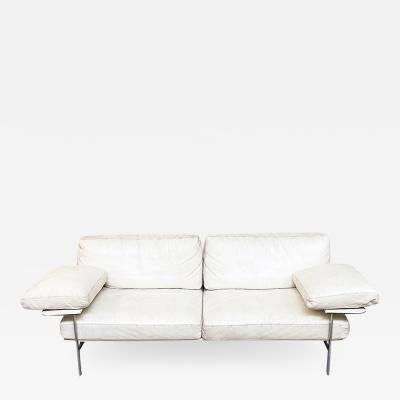 Antonio Citterio Three seater sofas model Diesis by Antonio Citterio for B B 1970s