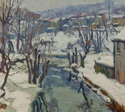 Antonio Pietro Martino Snowbound