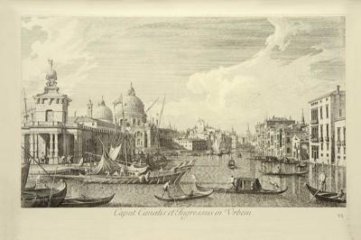 Antonio Visentini A Set of Twelve Views of Venice