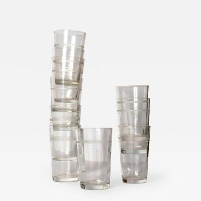Aperifif Early 20th Century Glasses