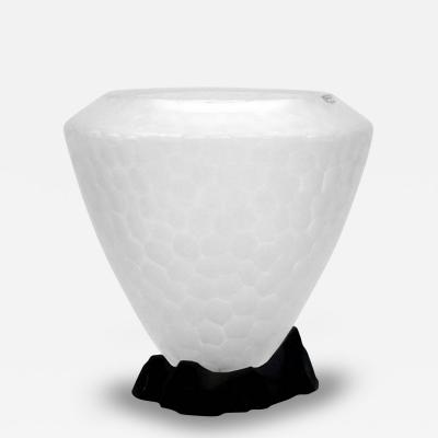 Archimede Seguso Stunning Murano Glass Vase by Archimede Seguso