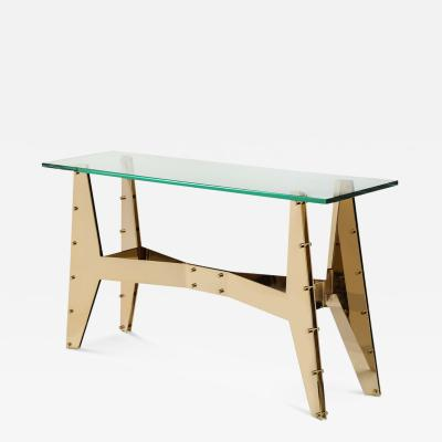 Architectural Console Table