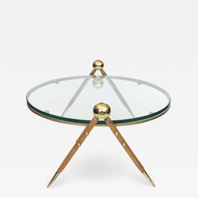 Architectural Design Compass Coffee or Side Table