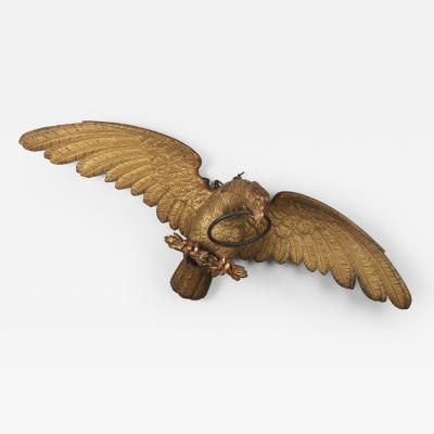 Architectural Hanging Eagle