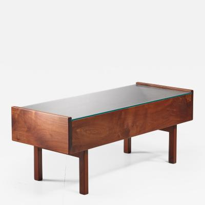 Arden Riddle Arden Riddle Coffee Table with Glass Top