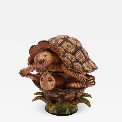 Ardmore Ceramic Art Tortoise Tureen