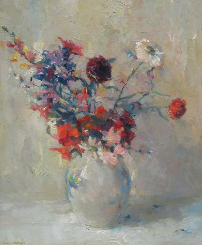 Armin Carl Hansen Floral Still Life
