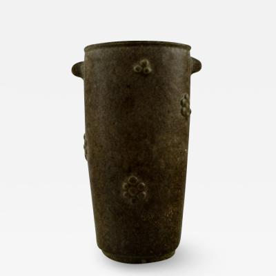 Arne Bang Arne Bang Pottery Vase