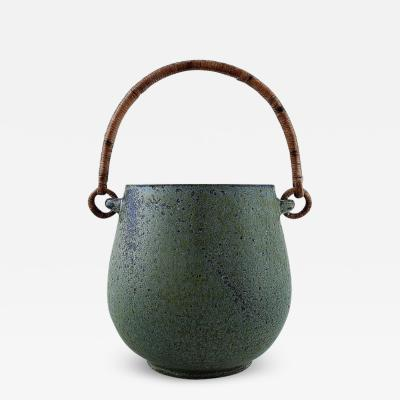 Arne Bang Arne Bang ceramic ice bucket