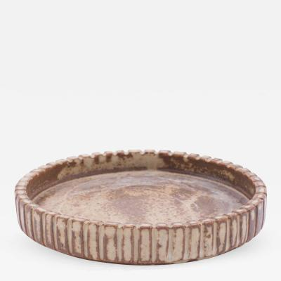Arne Bang Bowl in Glazed Stoneware