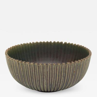Arne Bang Bowl in Stoneware