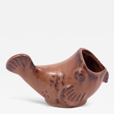 Arne Bang Fish of Stoneware