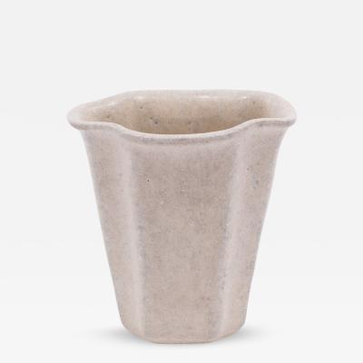 Arne Bang Vase in Glazed Stoneware