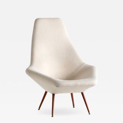 Arne Dahl n Arne Dahl n Lounge Chair Dahl ns Dalums F t ljindustri Sweden 1960s