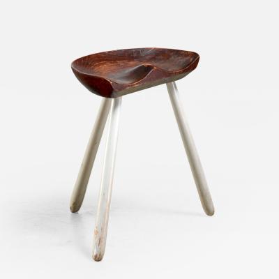Arne Hovmand Olsen Arne Hovmand Olsen stool Denmark 1950s