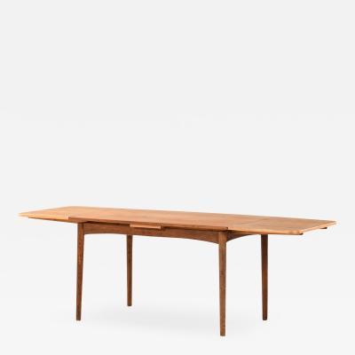 Arne Hovmand Olsen Dining Table Produced by Skovmand Andersen