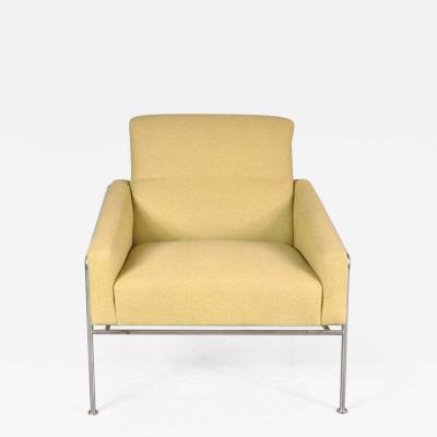 Arne Jacobsen 1960s Airport Chair by Arne Jacobsen for Fritz Hansen