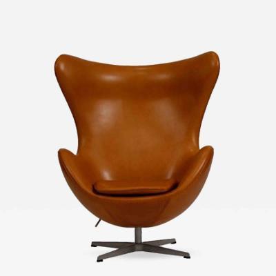 Arne Jacobsen AJ 3316 Egg Chair Range Leather