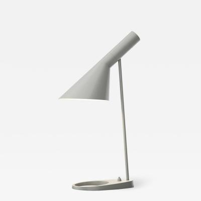 Arne Jacobsen Arne Jacobsen AJ Mini Table Lamp in Original Grey for Louis Poulsen