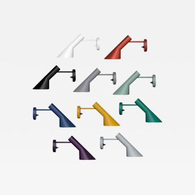 Arne Jacobsen Arne Jacobsen AJ Wall Lights for Louis Poulsen
