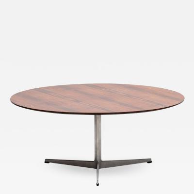 Arne Jacobsen Arne Jacobsen Coffee Table Produced by Fritz Hansen in Denmark