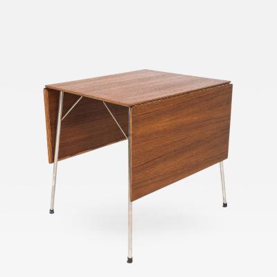 Arne Jacobsen Arne Jacobsen Drop Leaf Table for Fritz Hansen