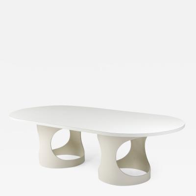 Arne Jacobsen Arne Jacobsen Pre Pop Dining Table for Asko 1969