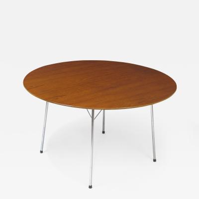 Arne Jacobsen Arne Jacobsen Round Teak Table