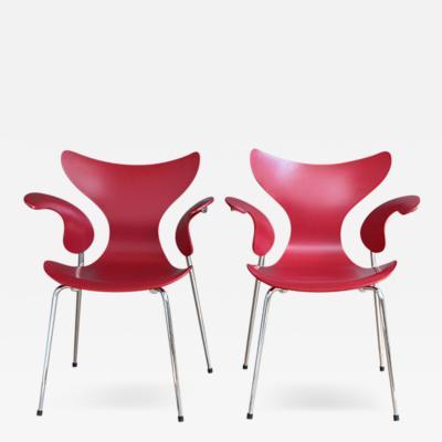 Arne Jacobsen Arne Jacobsen Seagull or Lilly Chair