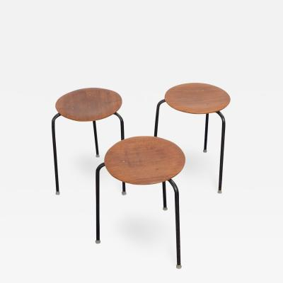 Arne Jacobsen Arne Jacobsen Stacking Dot Stools
