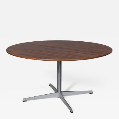 Arne Jacobsen Arne Jacobsen coffee table teak