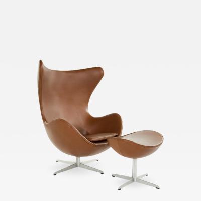 Arne Jacobsen Arne Jacobsen for Fritz Hansen Egg Chair Denmark 1966