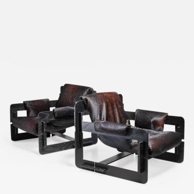 Arne Jacobsen Arne Jacobsen pair of Rover Chairs Finland 1960s