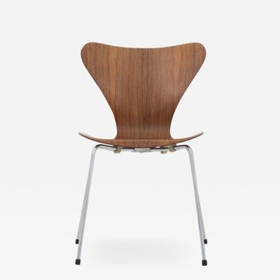 Arne Jacobsen Chair in rosewood