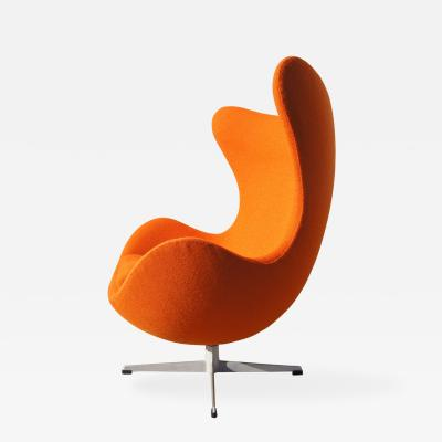 Arne Jacobsen Egg Chair by Arne Jacobsen for Fritz Hansen
