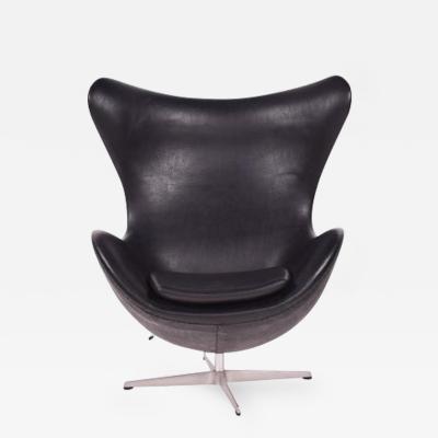 Arne Jacobsen Egg Chair by Arne Jacobsen for Fritz Hansen Denmark