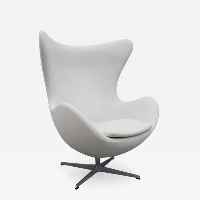 Arne Jacobsen Egg Chair for Fritz Hansen