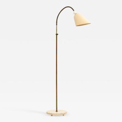 Arne Jacobsen Floor Lamp Produced by Louis Poulsen