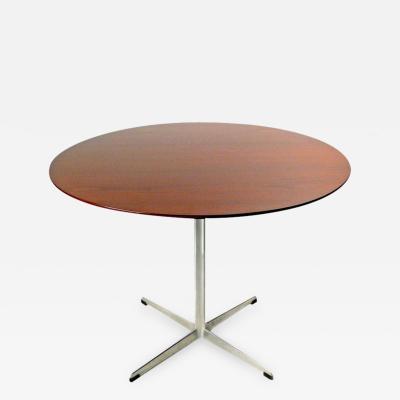 Arne Jacobsen Game Table by Arne Jacobsen for Fritz Hansen