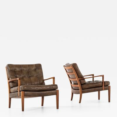 Arne Norell ARNE NORELL L VEN EASY CHAIRS