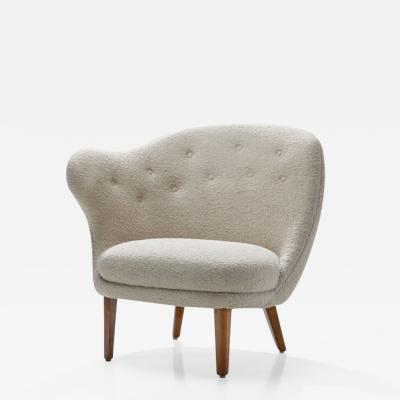 Arne Norell Arne Norell Thumb Chair for G sta Westerberg Sweden 1952
